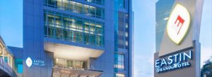 Eastin Grand Hotel Sathron – ติดตั้งกล้องวงจรปิดระบบAnalog-HD 2MP