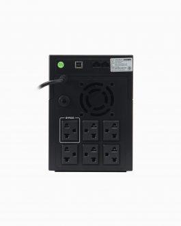 เครื่องสำรองไฟ SYNDOME  Atom 1000-LCD (1000VA/600Watt)