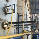 ติดตั้งกล้องวงจรปิดระบบ IP Camera @ไทยอุตสาหกรรมน้ำตาล ลพบุรี