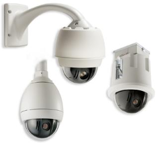 กล้องวงจรปิด Bosch AUTODOME 600 Series Analog PTZ Camera