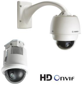 กล้องวงจรปิด Bosch AUTODOME IP starlight 7000 HD (720p)