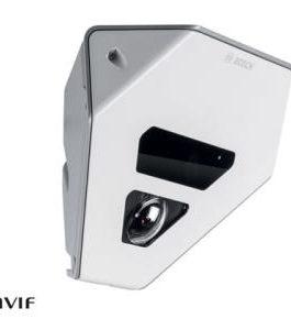 NCN-90022-F1 Corner camera 1.5MP 121° IP65 940nm IR