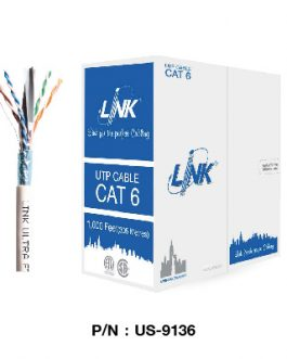 US-9136,CAT 6 LAN CABLE, LAN(UTP)