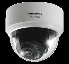 กล้องวงจรปิด Panasonic  WV-CF304L