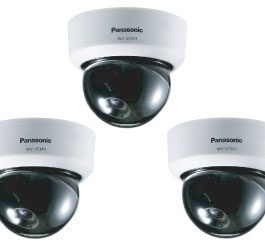 กล้องวงจรปิด Panasonic   WV-CF344