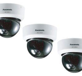 กล้องวงจรปิด Panasonic  WV-CF614