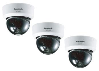 กล้องวงจรปิด Panasonic   WV-CF624