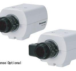 กล้องวงจรปิด Panasonic  WV-CP300
