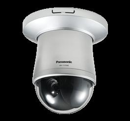 กล้องวงจรปิด Panasonic   WV-CS580