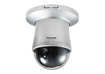 กล้องวงจรปิด Panasonic   WV-CS584