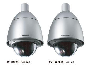 กล้องวงจรปิด Panasonic   WV-CW594