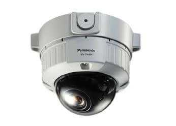 กล้องวงจรปิด Panasonic  WV-CW634F