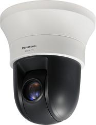 กล้องวงจรปิด Panasonic   WV-S6111