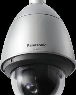 กล้องวงจรปิด Panasonic   WV-SW598