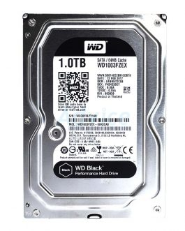 1 TB SATA-III WD Black (64MB, 7200RPM)