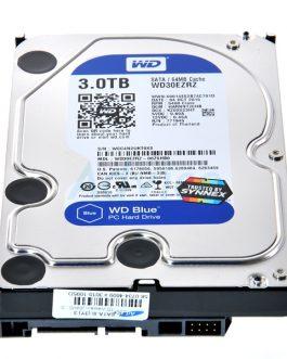 3 TB SATA-III WD Blue (64MB, 5400RPM)