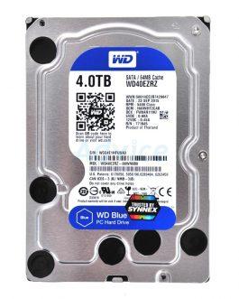 4 TB SATA-III WD Blue (64MB, 5400RPM)