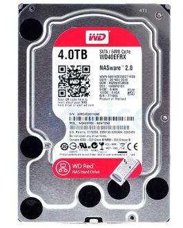 4 TB SATA-III WD Red NAS (64MB, 5400RPM)