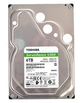 4.TB SATA-III Toshiba S300 (128MB., 5400RPM) For CCTV