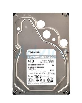 4.TB SATA-III Toshiba X300 Gray (128MB., 7200RPM)