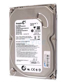500 GB SATA-II Seagate (8MB, Import)