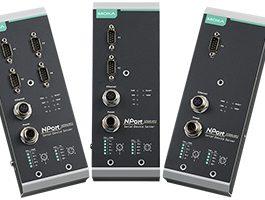 NPort 5150AI-M12/NPort 5250AI-M12/NPort 5450AI-M12 Series